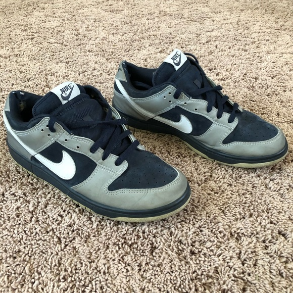 Nike Dunk 3m Obsidian Low Reflective
